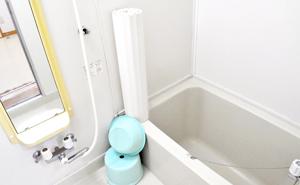 写真:バスルーム